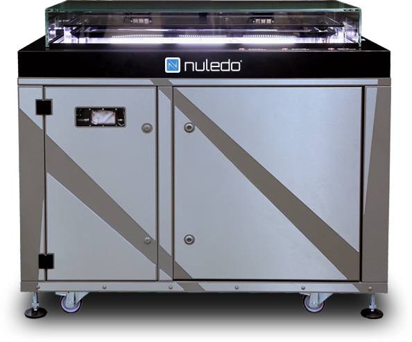 Nuledo Custom Cloud Chamber designed for CERN is the most advanced cloud chamber from Nuledo so far.