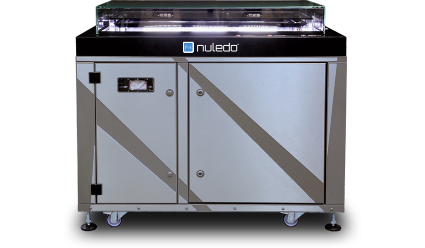Nuledo Cloud Chamber is a world-class quality particle detector with amazing interactivity and unlimited personalisation.